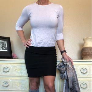 Philosophy 3/4 Sleeve Sweater
